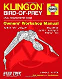 img - for Star Trek: Klingon Bird-of-Prey Haynes Manual book / textbook / text book