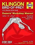 img - for Star Trek: Klingon Bird-of-Prey Haynes Manual book / textbook / text book