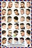 Barber Shorp Poster-beauty Salon Poster Already Laminated