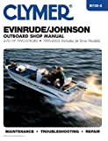 Clymer Staff Evinrude/Johnson Outboard Shop Manual: 2-70 HP Two-Stroke-1995-2003 (Clymer Marine Repair) (Clymer Marine Repair Series)