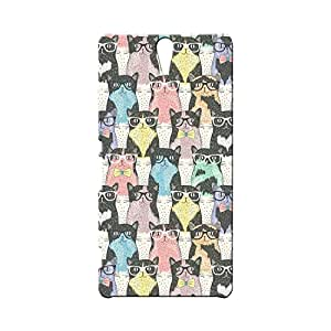 BLUEDIO Designer Printed Back case cover for Sony Xperia C5 - G1586