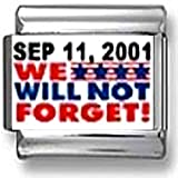 We Will Never Forget – 9.11 Italian charm