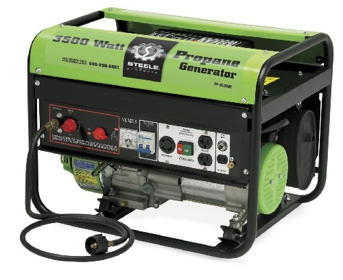 Propane Electric Generator