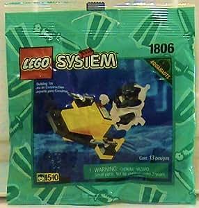 LEGO Aquanauts 1806 Paravane