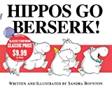 Hippos go berserk! 封面