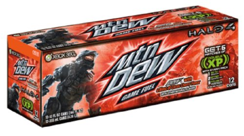 Mountain Dew Game Fuel Citrus Cherry