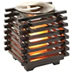 Wooden Style Electric Tart/Oil Warmer
