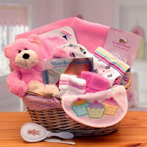 Panier-cadeau 890573-P Simplement Les Baby Basics nouveau