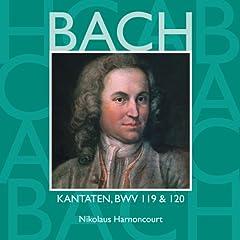 """Cantata No.119 Preise, Jerusalem, den Herrn BWV119 : VI Recitative - """"Nun, wir erkennen es"""" [Boy Soprano]"""
