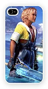 Final Fantasy Tidus iPhone 4/4s Case
