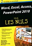 Word, Excel, Access, PowerPoint 2010...