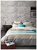 Spread Luxury Double King Size Bedsheet With 2 Pillow Cover