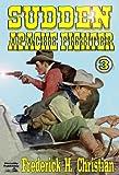 Sudden - Apache Fighter (A Sudden Western) (English Edition)