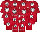 Dr Seuss Thing 1 Thing 2 for Babies, Kids and Adults (2XL Adult, Thing 2)