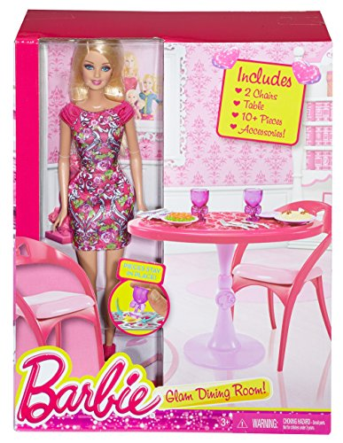Barbie Doll and Dining Room Set Furniture Tables Kitchen  : 510UD8FM2rL from www.bta-mall.com size 387 x 500 jpeg 58kB