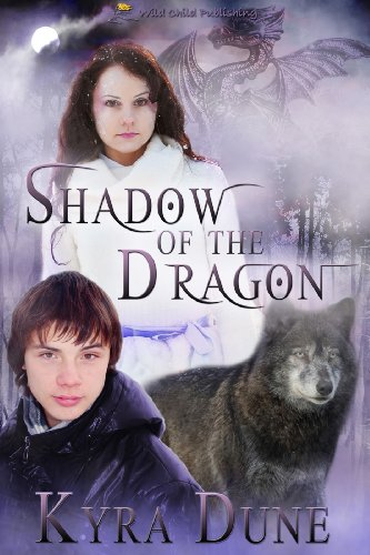 Book: Shadow of the Dragon by Kyra Dune