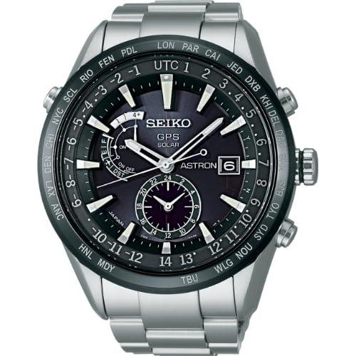 [セイコー]SEIKO 腕時計 SEIKO ASTRON セイコーアストロン ソーラーGPS衛星電波修正 サファイアガラス スーパークリア コーティング 日常生活用強化防水 (10気圧) セラミックベゼル SBXA021 メンズ