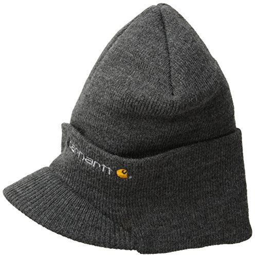 carhartt-mens-knit-hat-with-visorcoal-heatherone-size