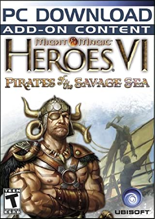 Might &#038; Magic Heroes VI: Pirates of the Savage Sea Adventure Pack [Online Game Code]
