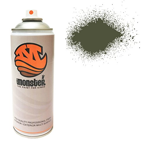 monster-premiere-super-enamel-finish-olive-green-ral-6003-spray-paint-all-purpose-interior-exterior-