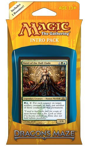 M:TG Dragon's Maze Simic Domination Intro Pack
