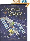 See Inside Space (Usborne See Inside)