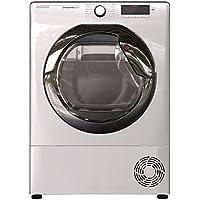 Hoover DNC D813B AQUA VISION 8kg Load Condenser Tumble Dryer Delay Timer White