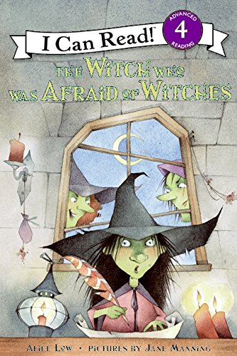 The Witch Who Was Afraid of Witches (I Can Read Level 4) (I Can Read Level 4 compare prices)