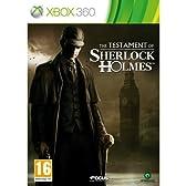 【HGオリジナル特典付き】Xbox360 The Testament of Sherlock Holmes アジア版