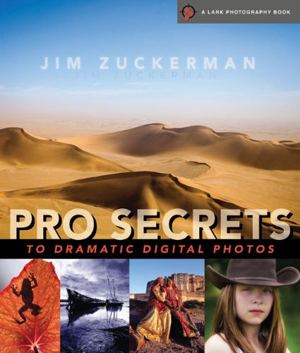 Pro Secrets to Dramatic Digital Photos (A Lark Photography Book)