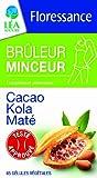 Floressance Phytothérapie Végétale Brûleur Minceur Cacao / Kola / Maté 45 Gélules Lot de 3