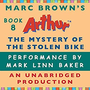 The Mystery of the Stolen Bike Audiobook