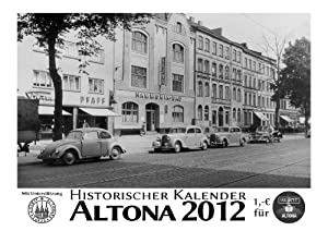 historischer kalender altona 2012 b cher. Black Bedroom Furniture Sets. Home Design Ideas