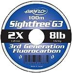 Airflo Sight-Free G3 Fluorocarbon 100...