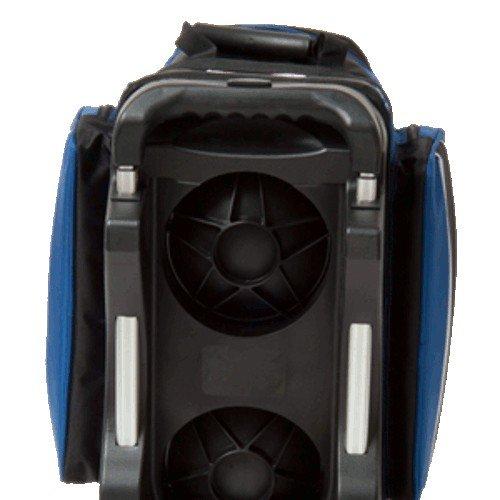 KR Strikeforce Royal Flush Double Roller Bowling Bag kr 9700a