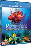 Fascinant récif de corail 3D - Volume 3 - Chasseurs et proies [Blu-ray 3D]
