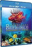 echange, troc Fascinant récif de corail 3D - Volume 3 - Chasseurs et proies [Blu-ray]