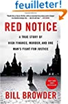 Red Notice: A True Story of High Fina...