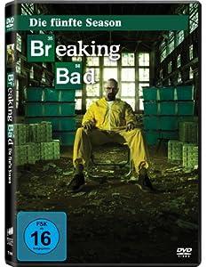 Breaking Bad - Die fünfte Season [3 DVDs]