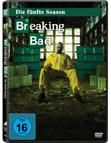 Breaking Bad - Die fünfte Season [3 DVDs]