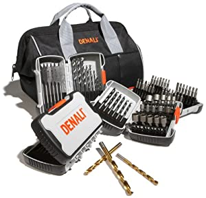 Denali Drill Driver Accessory Set, 79-Piece