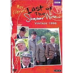 Last of the Summer Wine: Vintage 1998