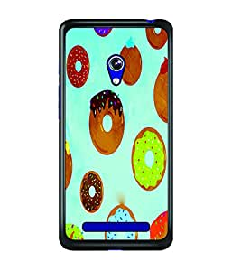 PrintDhaba Donnats D-3861 Back Case Cover for ASUS ZENFONE 5 A501CG (Multi-Coloured)