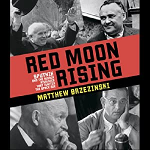 Red Moon Rising Audiobook