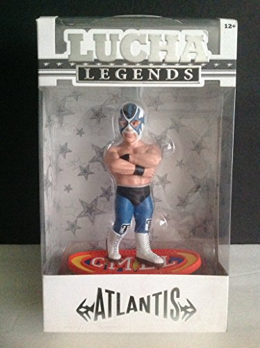 Lucha Legends Series 01 - Atlantis - 1