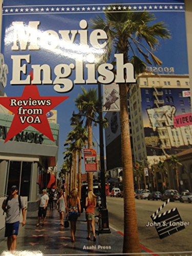 ムービー・イングリッシュ ―VOA-TVで見るハリウッド映画―