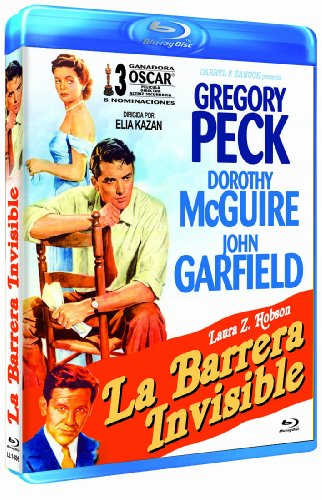 La Barrera Invisible [Blu-ray]