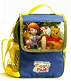 Spel - 000606 - Fourniture Scolaire - Sac Lunch - Winnie The Pooh