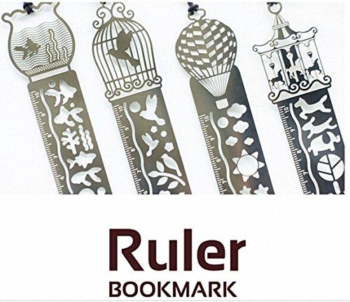 metall-lesezeichen-lineal-4-stuck-joytong-creative-hohl-mini-cute-book-abdrucke-karussell-birdcage-h