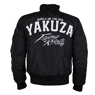 Yakuza Premium Winterjacke 1738 schwarz